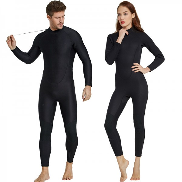 2MM Wetsuit Full Body UPF 50+ Wet Suit Womens & Mens Diving Wetsuit