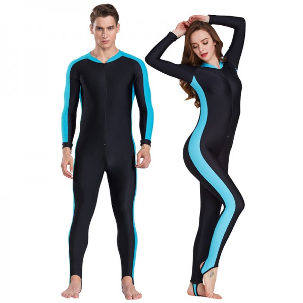 Rash Guard Swimwear Women & Men Best Wetsuits For Surfing