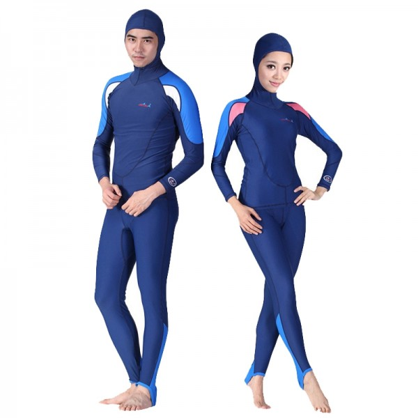 Wetsuit Swimsuit Rash Guard Swimwear For Women & Men Surf Wetsuits