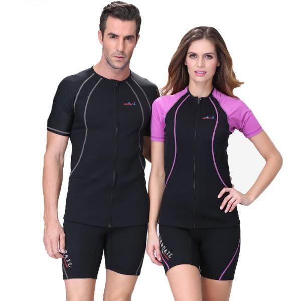 1.5MM Womens & Mens Shorty Wetsuit Spring Wetsuit Men Neoprene Wetsuit