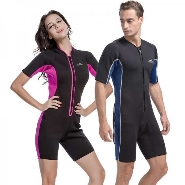 Spring Wetsuit Neoprene Best Wetsuits Spring Wet Suit For Women & Men