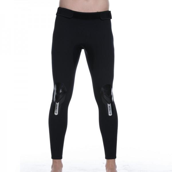 Men's Wetsuit Pants 2MM Neoprene Bottoms Waterproof Quick Dry