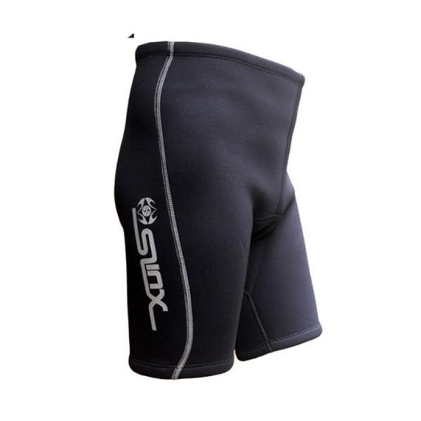 Wetsuit Shorts Men 2MM Neoprene Diving Shorts Scuba Swimsuit Pants