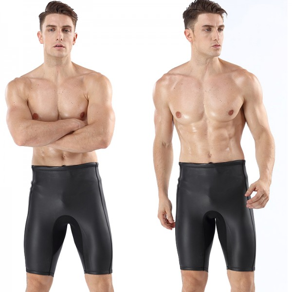 2MM High Quality Neoprene Short Diving Wetsuits Pants for Men