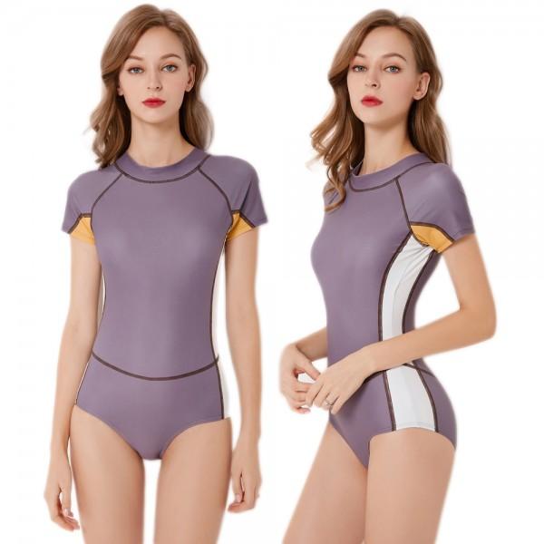 Best Bathing Suits One Piece Swimwear Suit For Women Rashguard