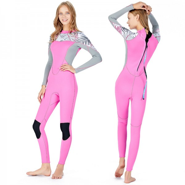 2MM Wet Suit For Women Wetsuits SCR Neoprene Diving Suit