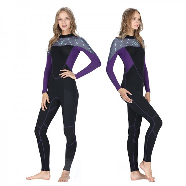 2MM Wet Suit Womens Wetsuits Neoprene Diving Suit