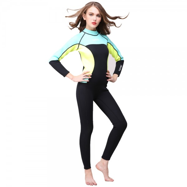 3MM Wet Suit Sale Keep Warm & Scratch Resistant UPF 50+