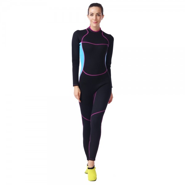 3MM Diving Suit Womens Wetsuits Best Full Body Wetsuit