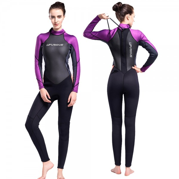 3MM SCR Neoprene Diving Suit Womnes Wetsuits Sale