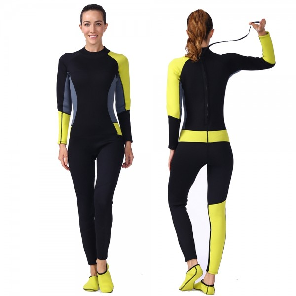 3MM Wetsuit Sale SCR Neoprene Cold Water Womens Wetsuits