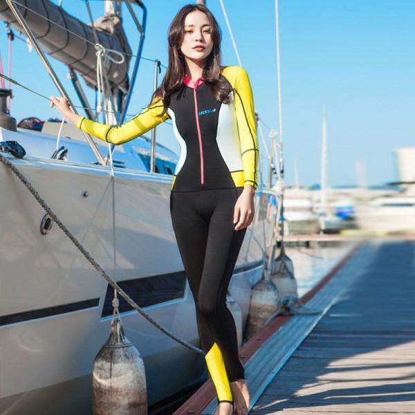 Rash Guard Surf Suit Best Wetsuits For Surfing Womens Surfsuit