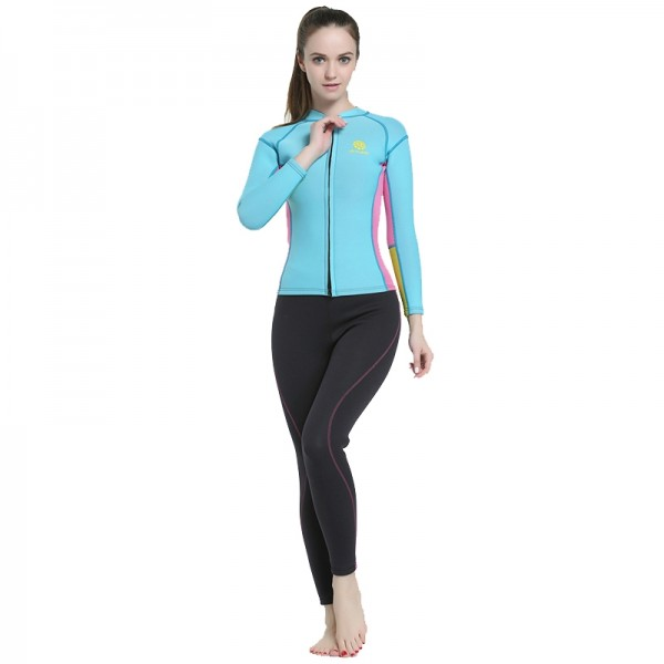 2MM Wetsuit Womens Wetsuits Cold Water Wetsuit XXL Wetsuit
