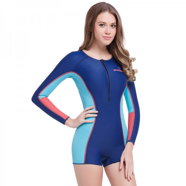1.5MM Wetsuit Short Sleeve Wetsuit Womens Wetsuit Wet Suit Sale