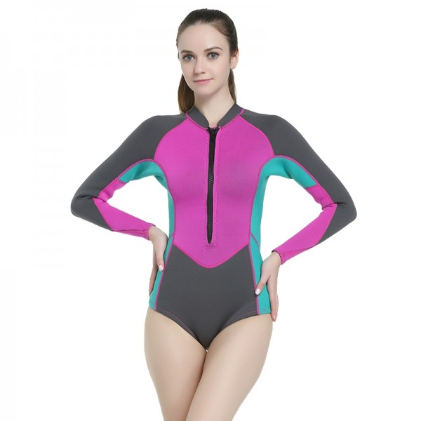 2MM Wetsuit Womens Wetsuit Shorty Wetsuit Spring Wetsuit Womens